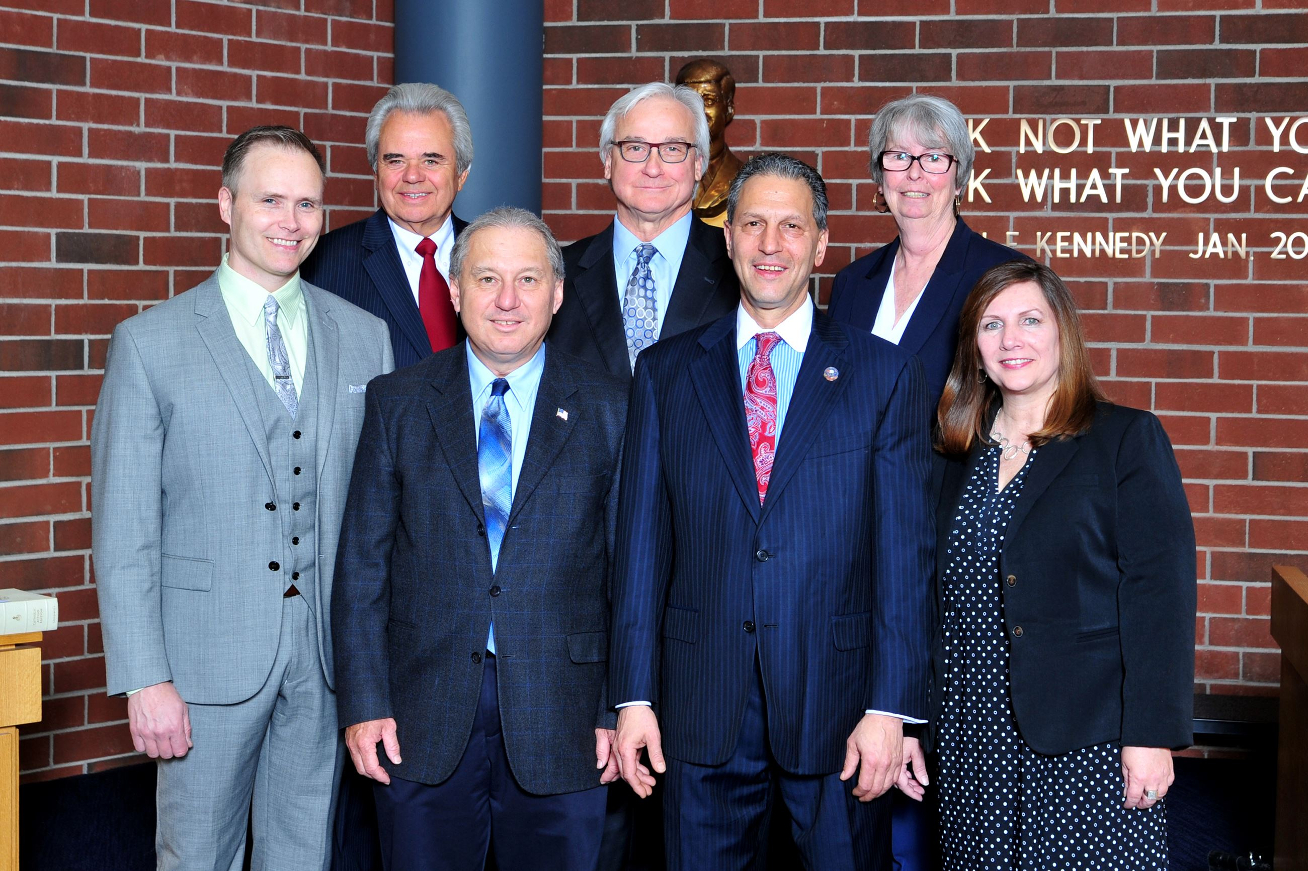 2019-05-14 Formal Board Photo