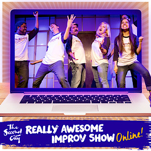 really awesome improv show