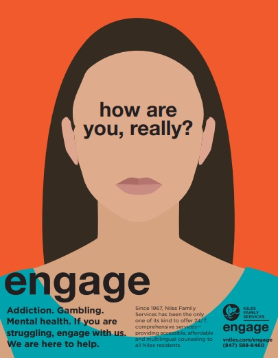 Flyer of Engage Program