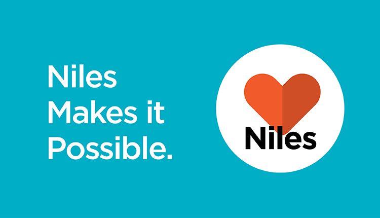 Niles Makes it Possible Campaign Graphic