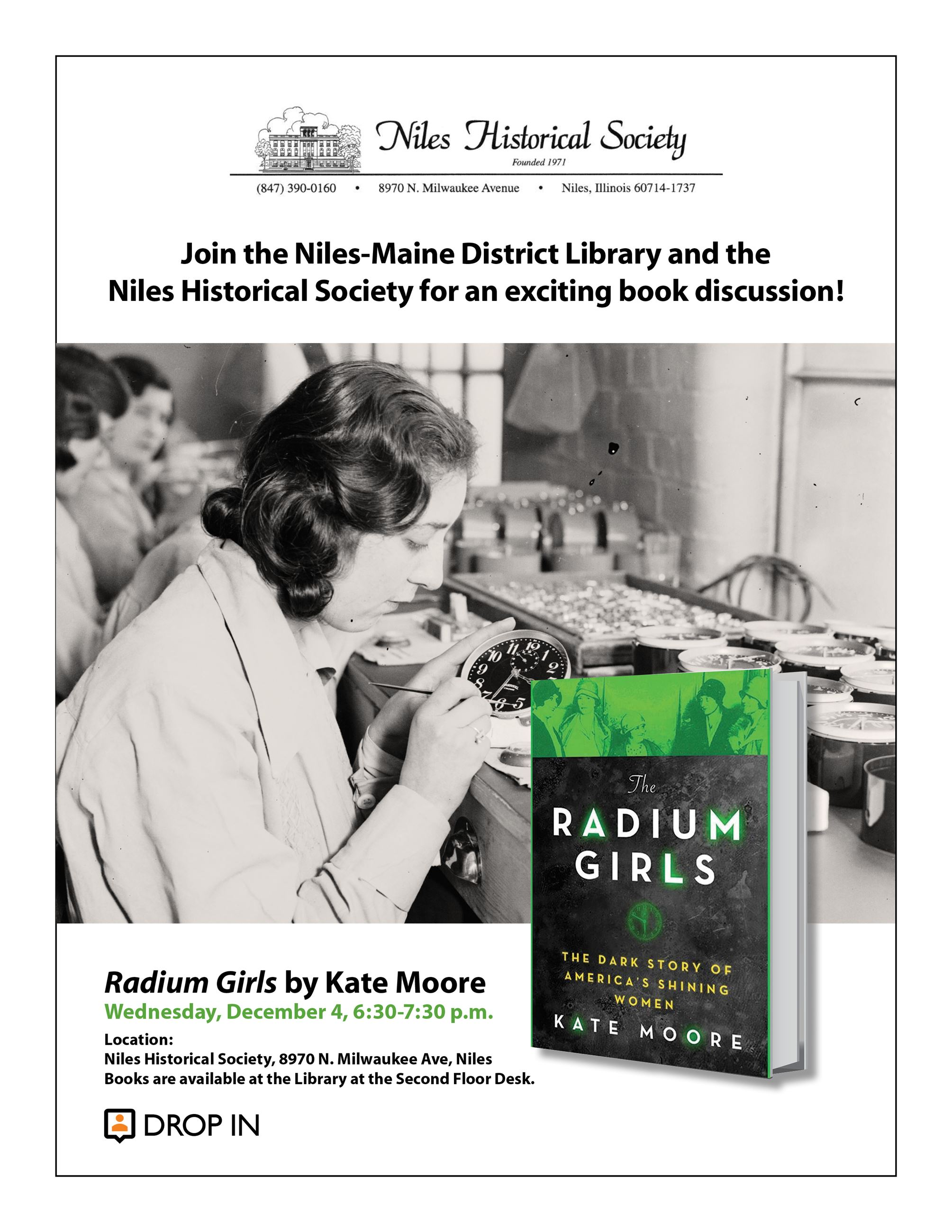 Radium Girls - Flyer 8.5x11