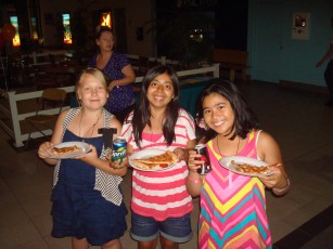 """Night In the Mall"" Lock-In - 11 p.m. - Pizza"