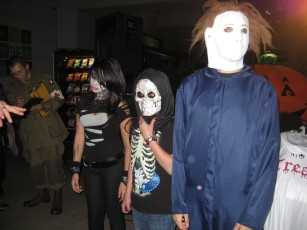 Halloween Party - Costume Contest