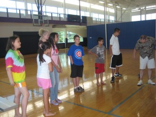 Swim and Dodgeball Trip at the Niles Fitness Center