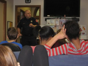 Speaker Series with Jim Leibach from the Niles Fire Department