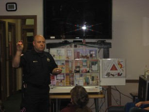 "Speaker Series Presentation of the ""Hazard House"" by the Niles Fire Department"