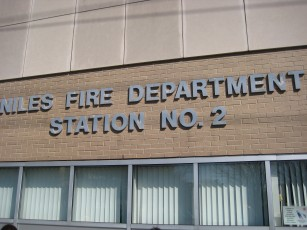 Tour of Niles Fire Department