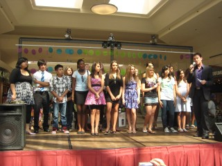 Teen Idol Finalists