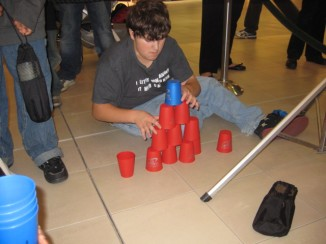 Speed Stacking Kevin