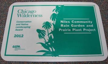 Conservation and Native Landscaping Award
