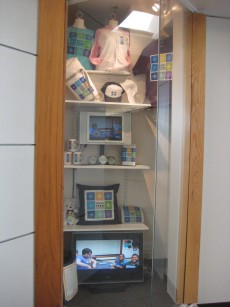 New Display Case